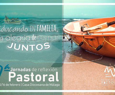 """""""La alegría de remar juntos"""", lema de las 7ª Jornadas de reflexión Pastoral"""