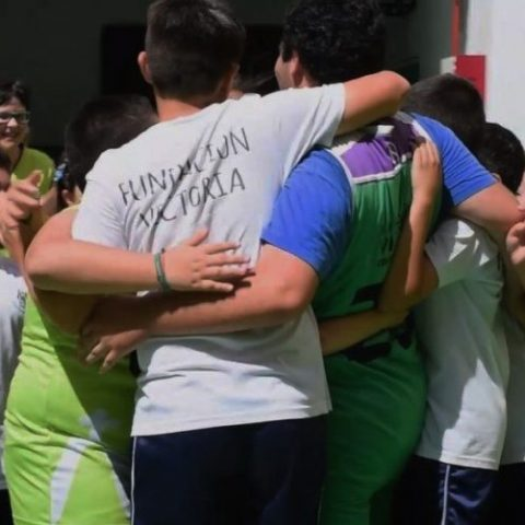 """Nuestro alumno Pedro Rojas, protagonista del cortometraje """"La Victoria más Importante"""""""