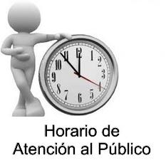 Horario de Secretaría – Cita Previa