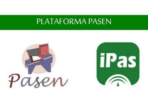 Consulta de Calificaciones (Notas): Acceso a Pasen e Ipasen