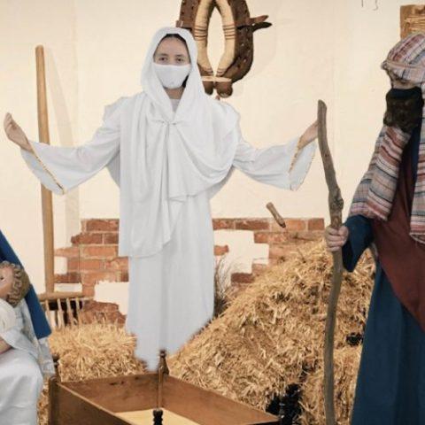 El Belén Viviente Diocesano se visitará esta Navidad de forma virtual