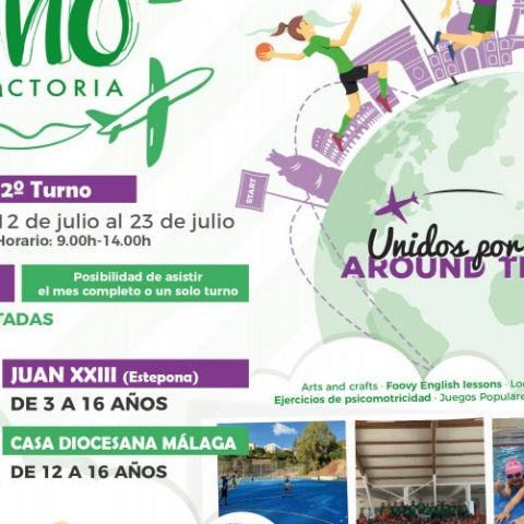 Fundación Victoria ofrece un novedoso campamento de verano